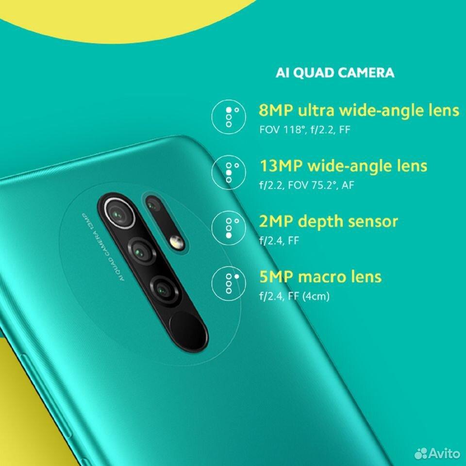 Новые Xiaomi Redmi 9-Note 9-9pro-Poco X3 NFC идр  89649599000 купить 2