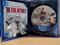 Игра для PS4: The Evil Within 2