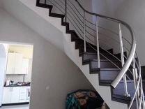 Винтовые и радиусные перила в частные дома