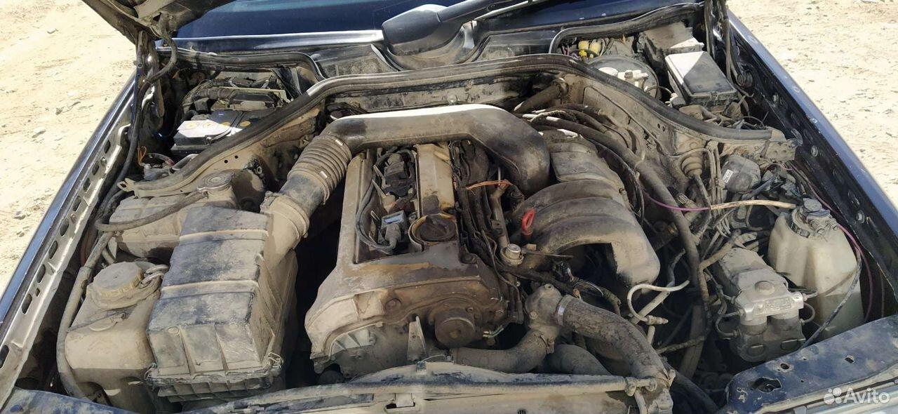 Mercedes-Benz W124, 1993  89674089777 купить 7