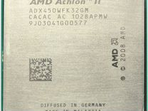 Процессор AMD Athlon II X3 450+ AM3