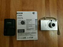 На запчасти Компактный фотоаппарат Canon Digital i