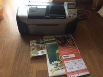 Принтер Epson Stylus Photo R300