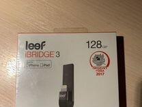 Внешний накопитель для iPhone leef ibridge3 128gb