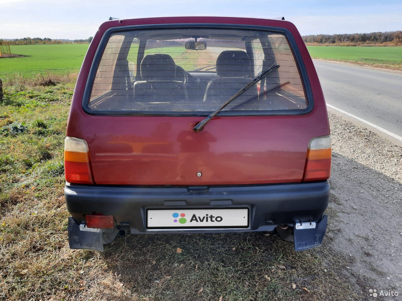 ВАЗ 1111 Ока, 2005