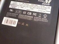 Блок питания 880W Hiper Type M