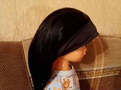 Новый натуральный парик