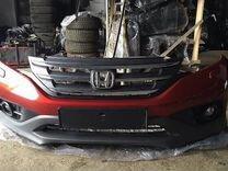 Ноускат Хонда срв 4 (2012-2017)