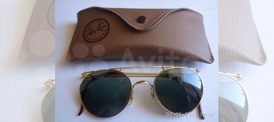 Продам солнцезащитные очки RAY-BAN стёкла G-15 купить в Костромской области  на Avito — Объявления на сайте Авито 6651d717d537a