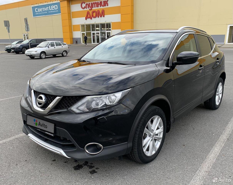 Nissan Qashqai, 2017 89045348560 купить 1