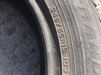 Dunlop grandtrek 245/55/19