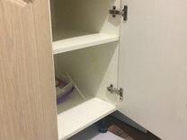 Тумбы, навесной шкаф
