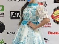 Русский народный костюм Снегурочка