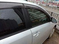 Toyota Сorolla e 120 sedan Авто шторки-сетки