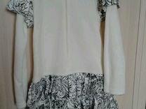 Платье нарядное ярко