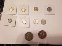 Монеты США погодовка