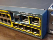 Cisco Catalyst C2960S WS-C2960S-48TS-L