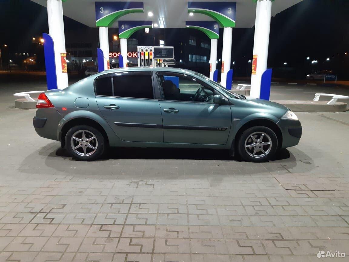 Renault Megane, 2006  89853680671 купить 6