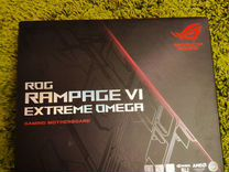 Asus ROG rampage VI extreme omega