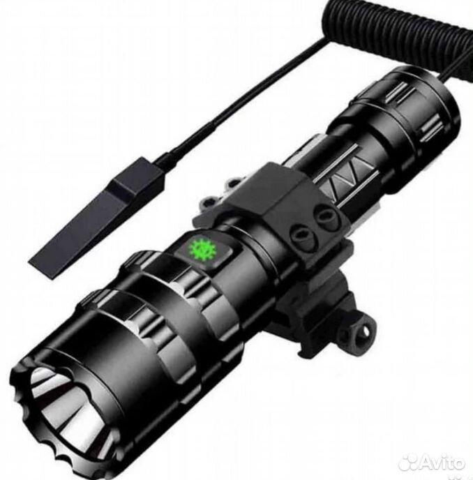 Сверхмощьный охотничий фонарь  89050082006 купить 1
