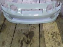 Передний бампер на Тойота селика