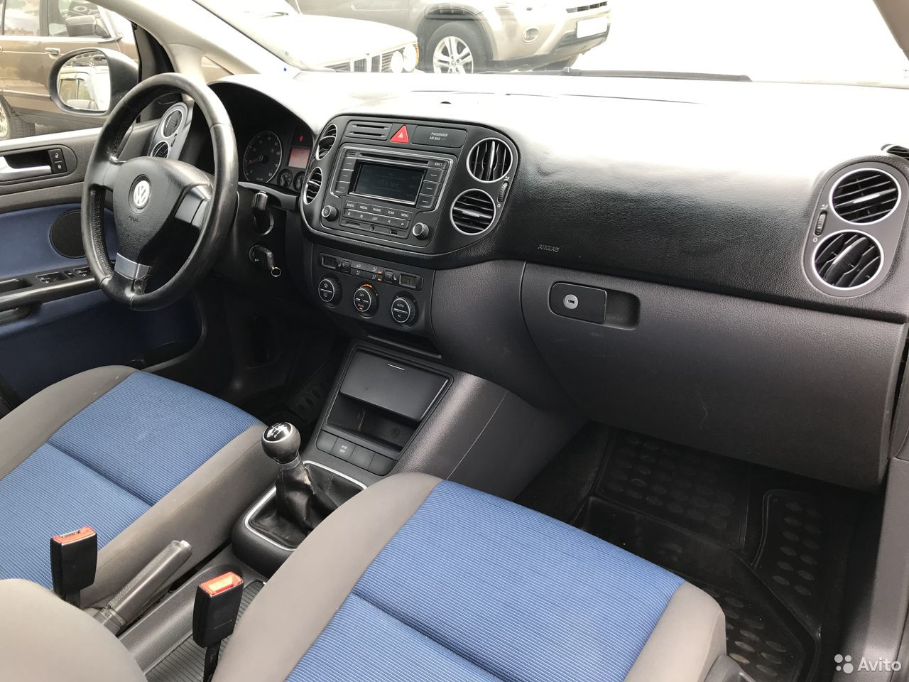 Volkswagen Golf Plus, 2007  89677563337 купить 5