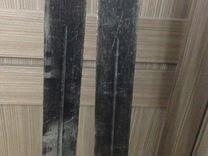 Беговые лыжи+ ботинки 40 размер