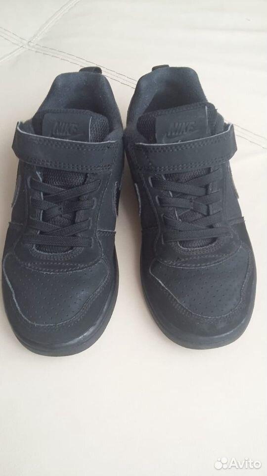 Кроссовки Nike, б/у р.29,5, оригинал  89116952587 купить 2