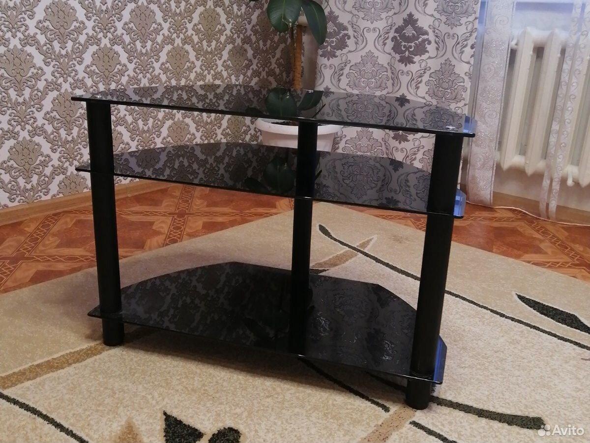 Стеклянная тумба  89923057100 купить 2