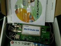 Tv-тюнер AverTV Studio 509