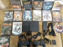 Игровая приставка PlayStation 2 - ps 2 scph 70008