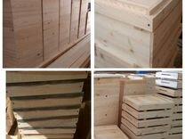 Ульи для пчел из древесины оптом