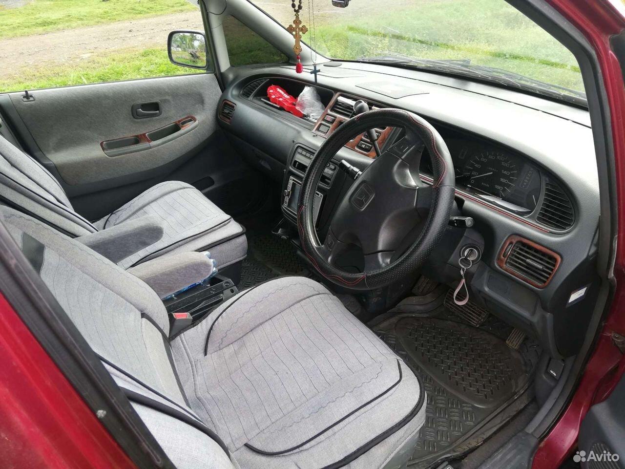 Honda Odyssey, 1997  89662714688 купить 5