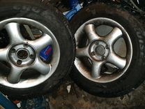 Литые диски Audi r15 4х108