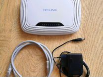 Роутер wifi tp-link TL-WR741ND