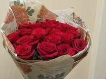 Букет из красных роз (Эквадор)